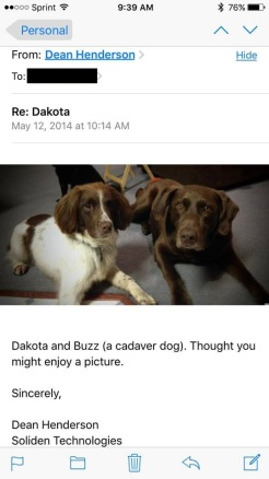 Dakota and Buzz screenshot