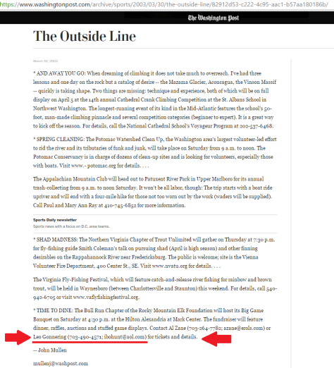 Leo Gonnering Washington Post email link
